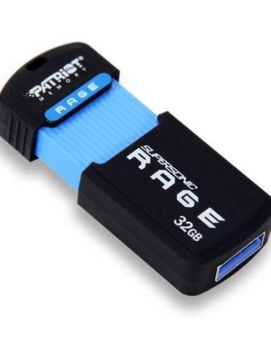 USB flash disk Patriot SuperSonic Rage 32GB čierny
