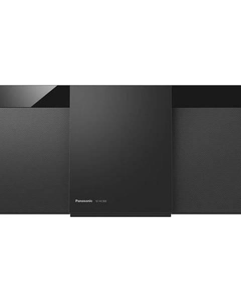 Panasonic Mikro HiFi systém Panasonic SC-Hc300eg-K čierny