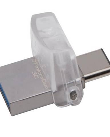 USB flash disk Kingston DataTraveler MicroDuo 3C 32GB OTG USB-C/USB