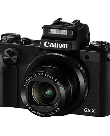 Digitálny fotoaparát Canon PowerShot G5 X čierny
