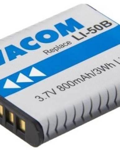 Batéria Avacom Olympus Li-Ion 3,7V 800mAh