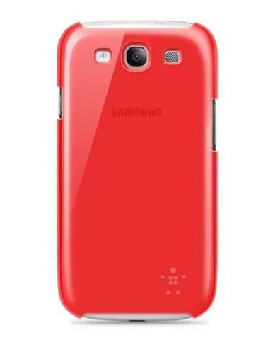Kryt na mobil Belkin Snap Shield Tint na Samsung Galaxy Siii