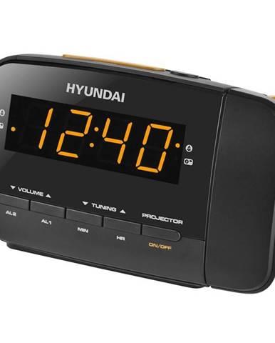 Rádiobudík Hyundai RAC 481 Pllbo čierny/oranžov