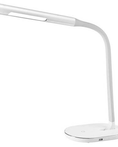 Stolná lampa Solight stmívatelná, 8W, 4500K, USB biela