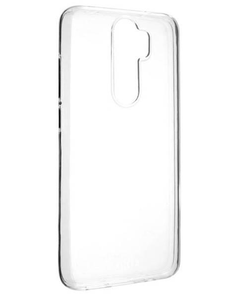 FIXED Kryt na mobil Fixed Skin na Xiaomi Redmi Note 8 Pro priehľadný