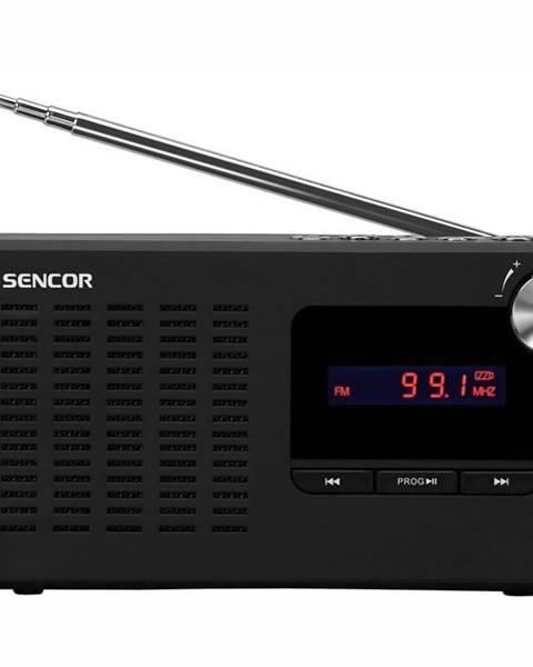 Sencor Rádioprijímač Sencor SRD 2215 čierny