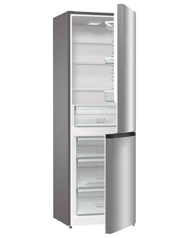 Kombinácia chladničky s mrazničkou Gorenje Essential Rk6192exl4