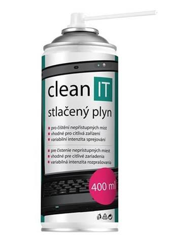 Stlačený vzduch Clean IT 400ml
