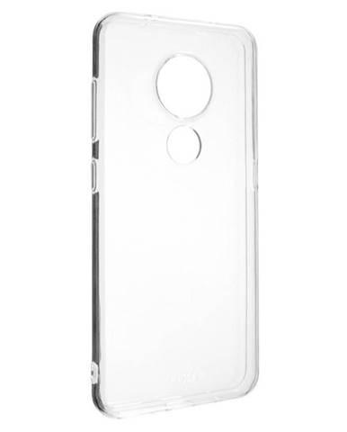 Kryt na mobil Fixed Skin na Nokia 7.2 priehľadný