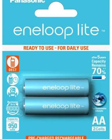 Batéria nabíjacie Panasonic Eneloop Lite AA, HR06, 950mAh, Ni-MH,