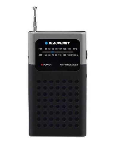 Rádioprijímač Blaupunkt Pr4bk čierny