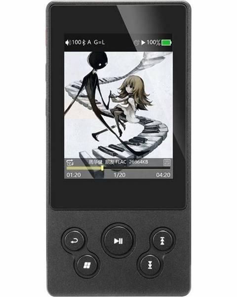 xDuoo Prenosný digitálný prehrávač xDuoo X3 II čierny