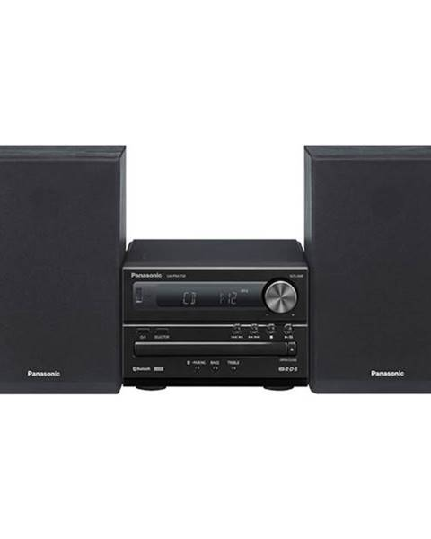 Panasonic Mikro HiFi systém Panasonic SC-Pm250eg-K čierny