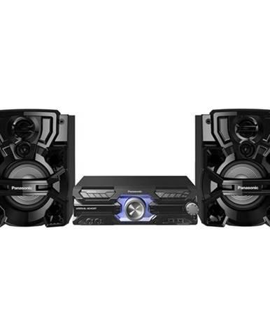 HiFi systém Panasonic SC-Akx710e-K čierny