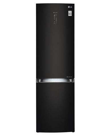 Kombinácia chladničky s mrazničkou LG Gbb940bmqzt