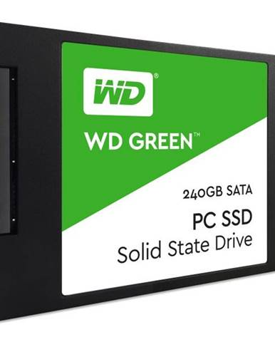 SSD Western Digital Green 3D Nand 240GB 2.5&