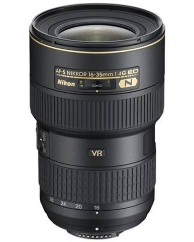 Objektív Nikon 16-35 mm F4G AF-S VR ED čierny