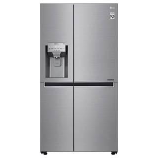 Americká chladnička LG Gsl960pzvz Platinum Silver