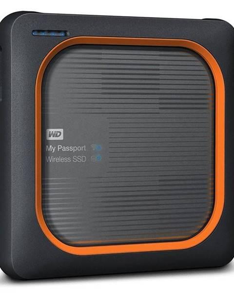 Western Digital Sieťové úložište Western Digital My Passport Wireless SSD 1TB