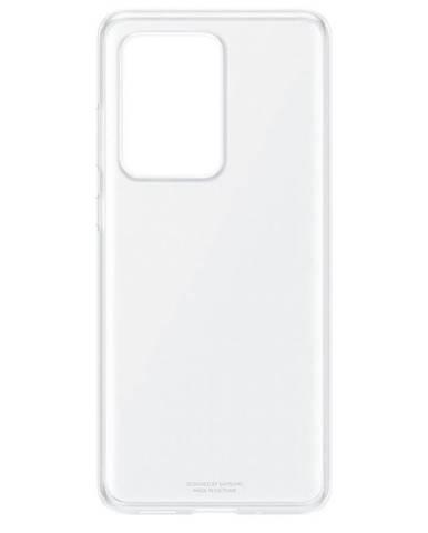 Kryt na mobil Samsung Galaxy S20 Ultra priehľadný