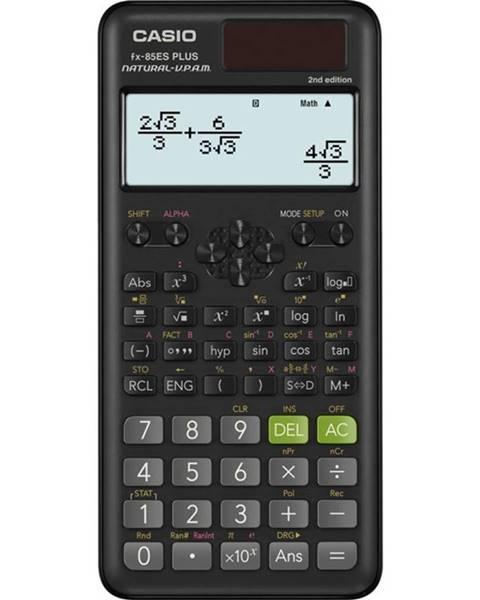 Casio Kalkulačka Casio FX 85ES Plus 2E čierna