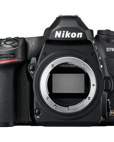 Digitálny fotoaparát Nikon D780, tělo čierny