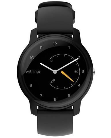 Inteligentné hodinky Withings Move čierna
