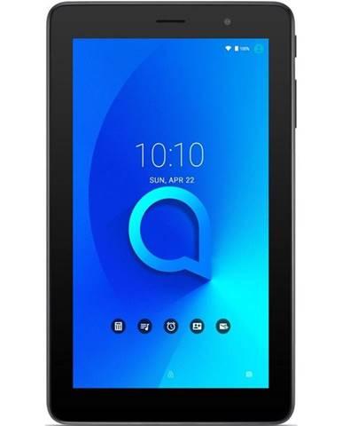 Tablet  Alcatel 1T 7 2019 Kids + ochranný obal čierny/modrý