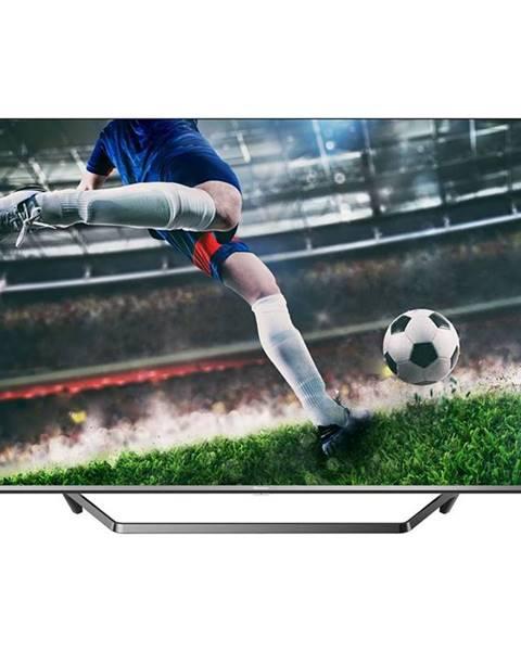 Hisense Televízor Hisense 65U7QF siv
