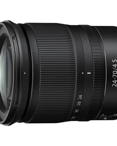 Objektív Nikon Nikkor Z 24-70 mm f/4 S čierny