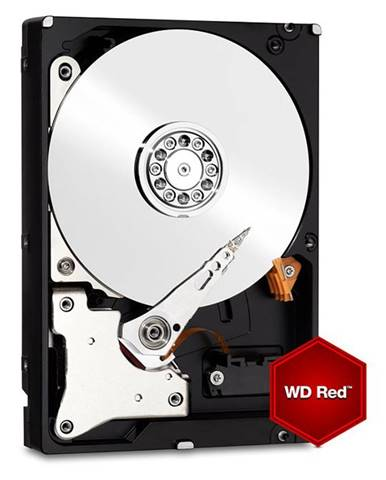 "Pevný disk 3,5"" Western Digital RED 3TB"