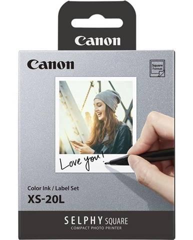 Fotopapier Canon XS-20L pro Selphy Square, 20 ks/68 x 68 mm biely