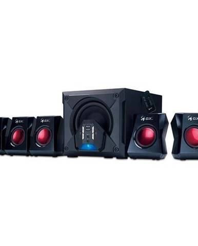 Reproduktory Genius GX Gaming SW-G5.1 3500 čierne/červené