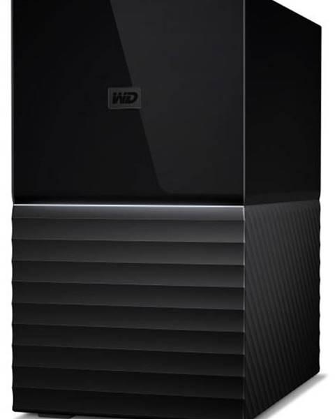 """Western Digital Externý pevný disk 3,5"""" Western Digital My Book Duo 4TB čierny"""