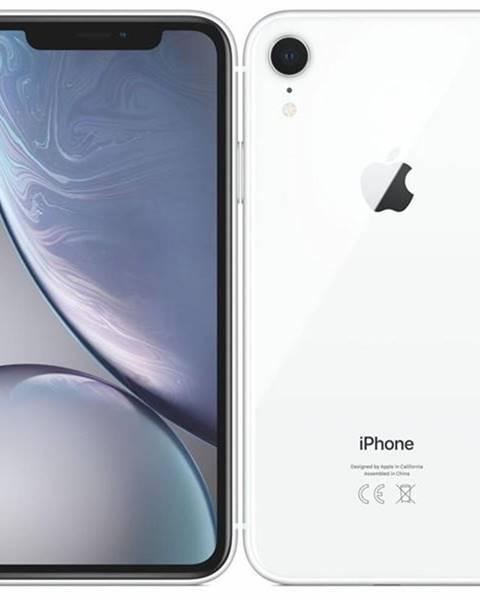 Apple Mobilný telefón Apple iPhone XR 128 GB - white