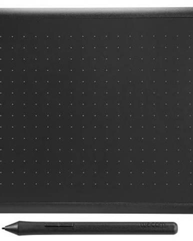 Tablet  Wacom One By Medium čierny/červený