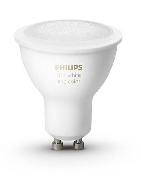 Philips Inteligentná žiarovka Philips Hue Bluetooth 5,7W, GU10, White and