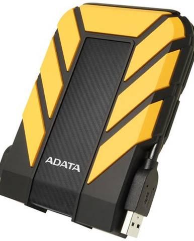 Externý pevný disk Adata HD710 Pro 2TB žltý