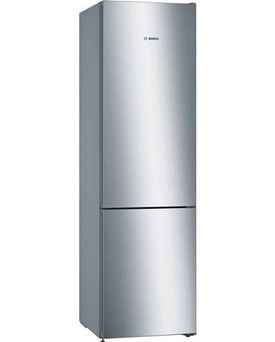 Kombinácia chladničky s mrazničkou Bosch Serie   4 Kgn39vlda nerez
