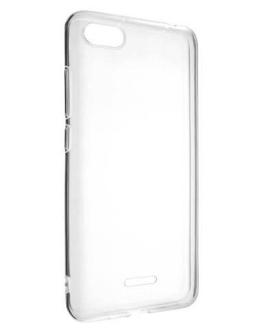Kryt na mobil Fixed Skin na Xiaomi Redmi 6A priehľadný