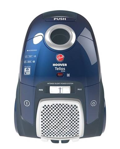Podlahový vysávač Hoover Telios Extra Tx50pet011 modr