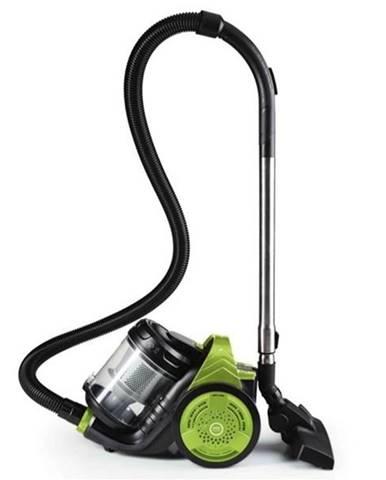 Podlahový vysávač Polti Forzaspira C150 čierny/zelen