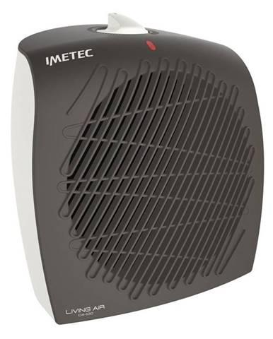 Teplovzdušný ventilátor Imetec 4017 C4 100 Living Air sivý/biely