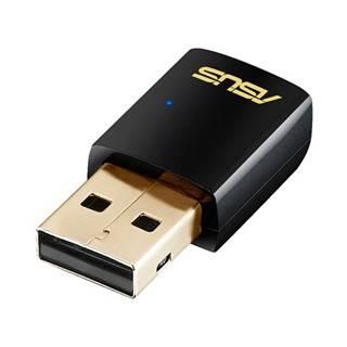 WiFi adaptér Asus USB-AC51 - AC600 dvoupásmový Wi-Fi USB
