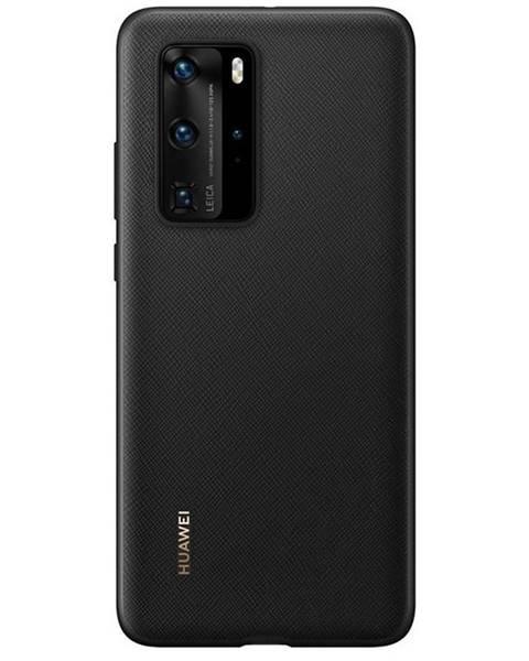 Huawei Kryt na mobil Huawei P40 Pro  čierny