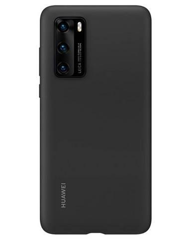Kryt na mobil Huawei P40  čierny