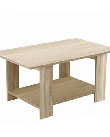 Konferenčný stolík dub sonoma DEREK