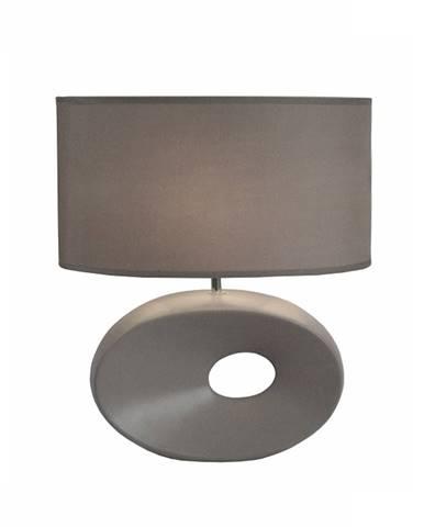 Keramická stolná lampa sivá QENNY TYP 11 AT09115