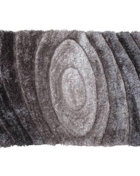 Kondela Koberec sivý vzor 80x150 VANJA