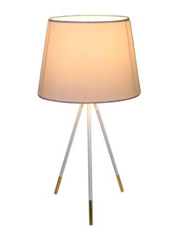 Stolná lampa biela JADE TYP 5 8008-44B